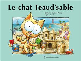 Le chat Teaud´sable