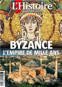 Les collections de l´Histoire HS N°80 Byzance, un empire de mille ans - juillet 2018