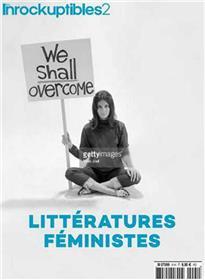 Les Inrockuptibles2 N° 82  Littératures féministes - juillet 2018