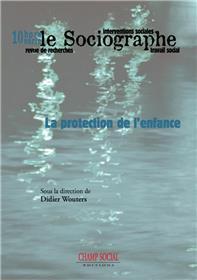 Le Sociographe Hors-Série N°10. La Protection De L´Enfance
