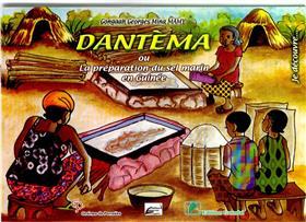 Dantèma ou la préparation du sel marin en Guinée