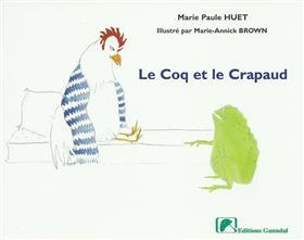 Le Coq et le Crapaud