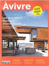 Architectures à Vivre HS N°40 - Best of -septembre/octobre/novembre 2018