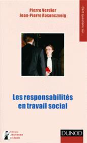 Les responsabilités en travail social