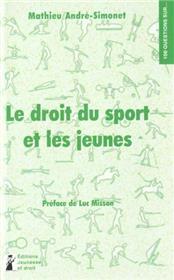 Le droit du sport et les jeunes