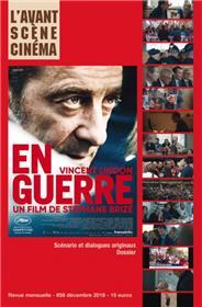L´Avant-Scène Cinéma N°658 En guerre - décembre 2018