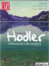 Dossier de l´Art N°262 Ferdinand Holder - septembre 2018