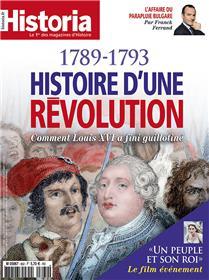 Historia mensuel N°862 Histoire d´une révolution - octobre 2018