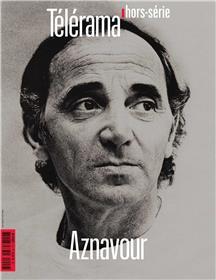Télérama HS N°9 Aznavour - octobre 2018