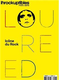 Les Inrockuptibles HS N° 93 Lou Reed - octobre 2018