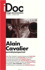 Images Documentaires Alain Cavalier, l´art du portrait N°92/93 -  octobre 2018