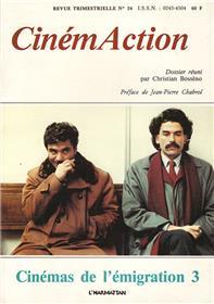 Cinémaction N°24 L´émigration 3 - janvier 1983