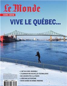 Le Monde HS N°64 - Québec - octobre 2018