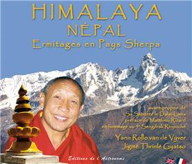 Himalaya Népal, ermitages en Pays Sherpa