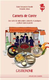 Carnets de Corée - Gastronomie