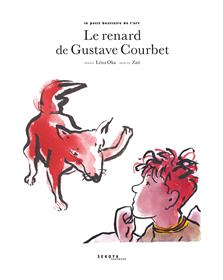 Le renard de Gustave Courbet