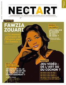 Nectart #8 - Fawzia Zouari - janvier 2019