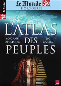 La vie/Le Monde Atlas HS N °26 L´Atlas des Peuples -  octobre 2018