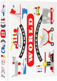 Super welcome to graphic wonderland /anglais
