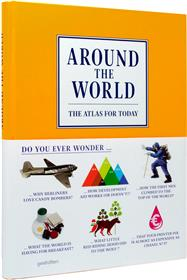 Around the world the atlas for today /anglais