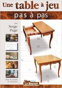 Une table à jeu