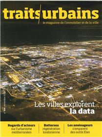 TRAITS URBAINS N°99 Les villes explorent la Data   2018