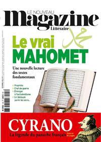 Le Nouveau Magazine Littéraire N°12 Le vrai Mahomet - décembre 2018