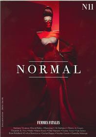 Normal magazine N°11 - Femmes fatales -novembre 2018