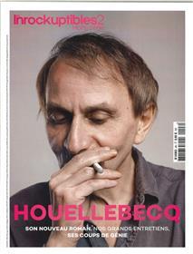 Les Inrocks2 HS N°8 Michel Houellebecq - décembre 2018
