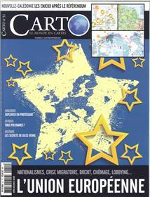 Carto N°51 L´union européenne  - janvier/février 2019
