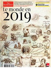 Courrier International HS N°69 Le Monde en 2019 - janvier 2019