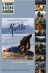 L´Avant-Scène Cinéma N°659 Marthe - janvier 2019
