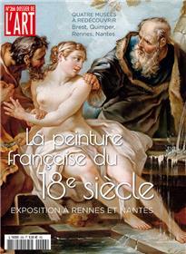 Dossier de l´Art N°266 La peinture française du 18è collections de Bretagne - février 2019
