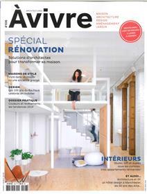 Architectures à Vivre N°106 Spécial rénovation  mars/avril 2019