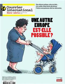 Courrier International HS N°70 Europe -  mars 2019
