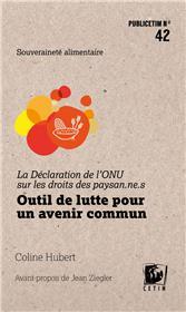 La Déclaration de l´ONU sur les droits des paysan.ne.s