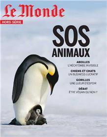 Le Monde HS N°65 SOS animaux  - mars 2019