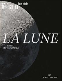 Télérama HS N° 218 La Lune prend ses quartiers - avril  2019
