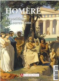 Archéologia HS N°25  Homère - mars 2019