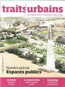 Traits urbains N°102 Espaces publics - mars 2019