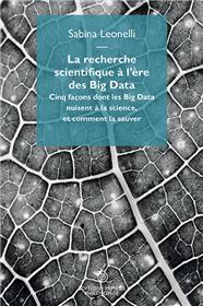 La recherche scientifique à l´ère des Big Data