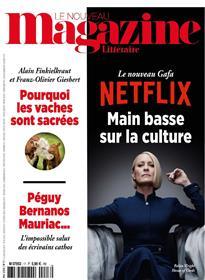 Le Nouveau Magazine Littéraire N°17 Netflix - mai 2019