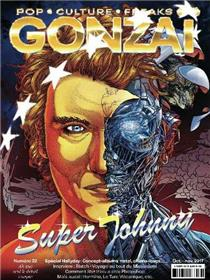 Gonzaï N°22 Super Johnny - octobre/novembre 2017