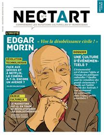 Nectart #9 - Edgar Morin - juin 2019