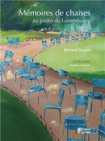 Mémoires de chaises au jardin du Luxembourg