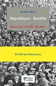 République - Bastille