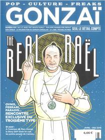 Gonzaï N°15 The real Raël - avril/mai 2016