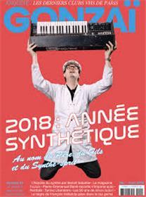 Gonzaï N°24 2018 année synthétique - mars/avril 2018