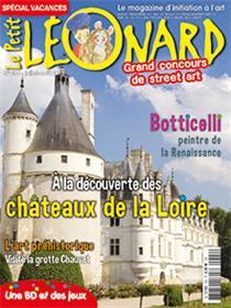 Le Petit Leonard N°204 Chateaux De La Loire Juillet/Aout 2015