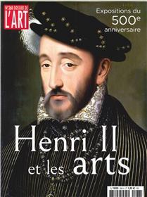 Dossier de l´Art N°268 Henri II, Renaissance à St Germain en Laye - avril 2019